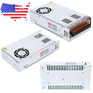 12v 30a 360w Switch Switching Power Supply Driver For Led Strip Light 110v 220v