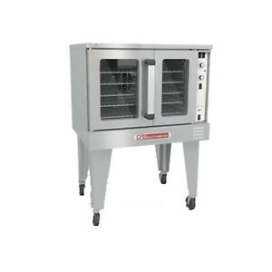 Southbend Gs 15cch Gas Cook And Hold Single Deck Convection Oven