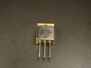 Jans1n6660cct1 International Rectifier Schottky Rectifier 45v 30a To 254aa Nos
