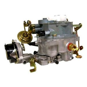 Carburetor For Jeep Wrangler Yj Cj Sj Series 1981 1990 Bbd42s Crown
