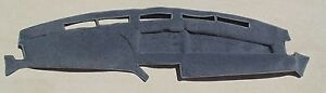 1992 1996 Ford Truck F150 F250 Dash Cover Mat Dashmat Charcoal Grey Gray