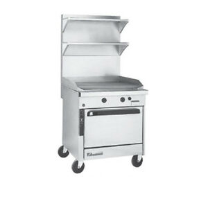 Southbend P36c ggg Heavy Duty Gas Range W Griddle