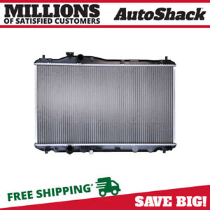 New Radiator For 12 2015 Honda Civic 1 8l 2 4l 2013 2015 Acura Ilx 2 4l 13221