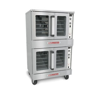 Southbend Slgb 22cch Gas Silverstar Convection Oven