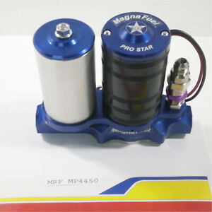 Magnafuel Mp4450 Fuel Pump Electric Pro Star 500 With Filter For 2000 Carburet