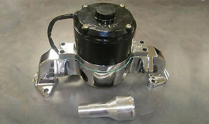 Chevy Electric Water Pump Big Block 396 454 Street Rod Racing High Performance
