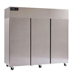 Delfield Gbr3p sh Reach in Refrigerator With Three Sections
