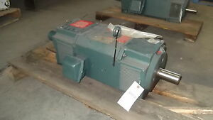 15 Hp Dc Reliance Electric Motor 1750 Rpm Sc2113atz Frame Dp 500 V New