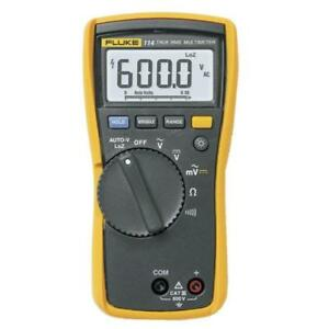Fluke 114 Electrical Trms Multimeter