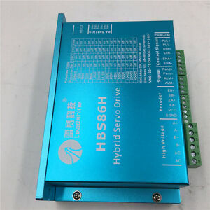 Leadshine Closed loop Stepper Driver Dc30 100v Hbs86h For Nema34 Motor
