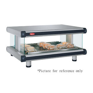 Hatco Gr2sdh 24 Free standing Multi product Designer Horizontal Display Warmer