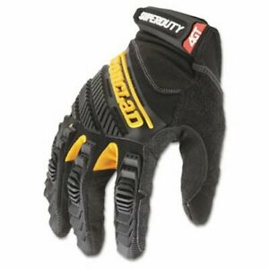Ironclad Superduty Gloves X large Black 1 Pair irnsdg205xl