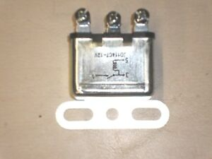 1956 56 Ford Truck Horn Relay 12 V New Orignal 3 Wire Style New