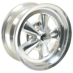 Cragar 610p G T Rwd Rim 15x7 5x5 Offset 6 Polished Quantity Of 1