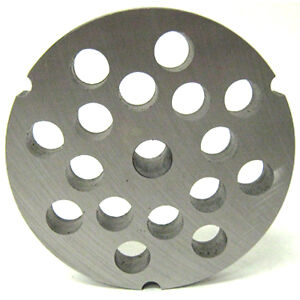 32 Meat Grinder Plate With 1 2 Holes