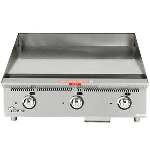 Star 848ma 48 Countertop Gas Griddle W Manual Controls