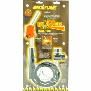 Hand Torch Uniweld With Hose Ht7