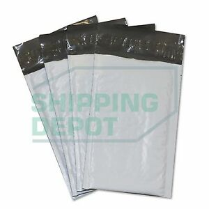 1 1000 000 4x8 Poly Bubble Mailers Self Seal Padded Envelopes 4 x8 Secure Seal