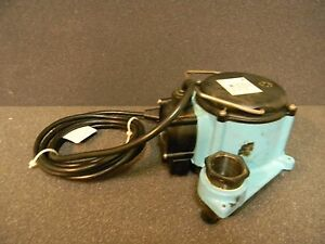 Little Giant 6 Series Submersible Automatic Sump Pump 1 3hp 46gpm 6 cia