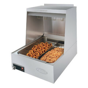 Hatco Grfhs 22 Electric Countertop French Fry Warmer With Scoop Holder