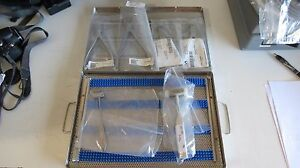 Marina Medical Lot Of 4 Forceps And 2 Mallets