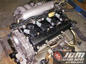 02 05 Nissan Sentra Spec V 2 0l Dohc4 Cyl Engine Jdm Qr20de Replaceme
