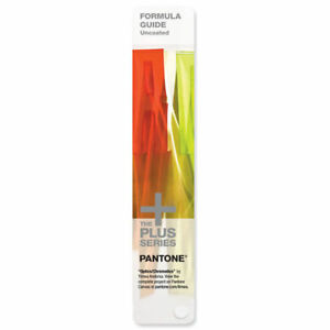 New Pantone 2014 Formula Guide Solid Plus Series Gp1501 Uncoated Book Only
