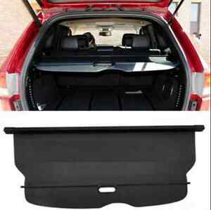 Retractable Rear Trunk Cargo Shade Cover Shield For Jeep Grand Cherokee 2012 S