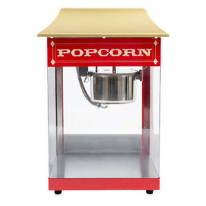 Star J4r 4 Oz Kettle Capacity Mini Jetstarpopcorn Popper
