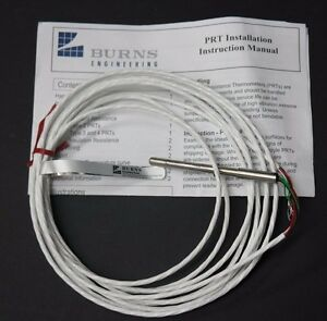 Burns 300k10cnn023 ly180 Sensor Temperature Rtd Type K Platinum Series 300
