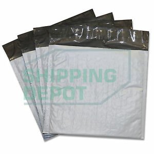 1 500 cd 7 25x8 Poly Bubble Mailers Self Seal Envelopes 7 25 x8 Secure Seal