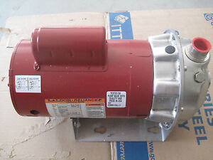 2016 New Goulds Npe Fire Pump Residential 1st1f1b4fp 1 5 Hp 1ph 110 230v 13d