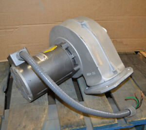 Baldor American Sc 600 Vm 3112 Squirrel Cage Fan Blower Exhaust 75 hp 3 ph 56