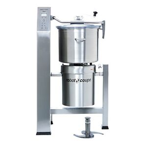 Robot Coupe Blixer 60 Healthcare Facility Blender mixer With 63 qt Ss Bowl
