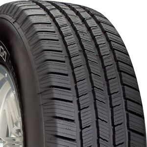 2 New 255 70 16 Michelin Defender Ltx M s 70r R16 Tires 11299