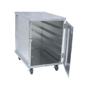 Cres Cor 101 1520 10 Mobile 10 Capacity Single Compartment Tray Delivery Cabinet