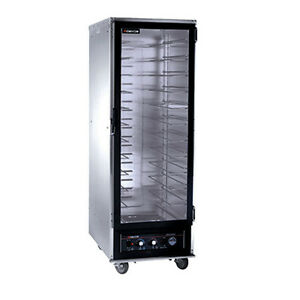 Cres Cor 121 ph ua 11d 11 Capacity Non Insulated Proofer Hot Cabinet