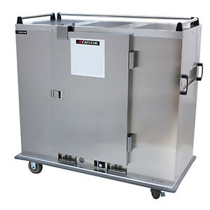 Cres Cor Eb 150a 150 Capacity Heated Mobile Banquet Cabinet