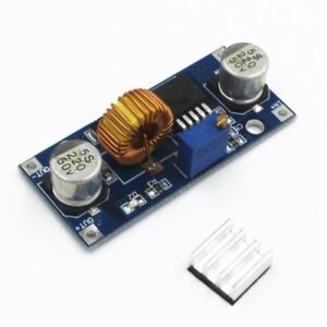 Dc To Dc 4v 38v To 1 25v 36v 5a Step Down Buck Power Supply Module Xl4015 Usa