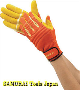 Rescue Type Cut Resistant Gloves Size Ll Trf 120ll or Trusco Made In Japan