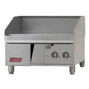Lang 224t 24 Gas Countertop Griddle