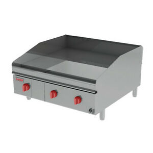 Lang 224ztd 24 Gas Countertop Griddle