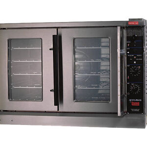 Lang Ecod ap1 Electric Bakers Depth Single Deck Convection Oven