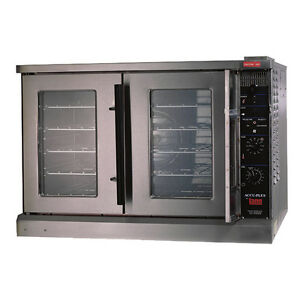 Lang Ecof ap1 Electric 1 Deck Convection Oven