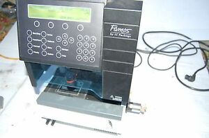 Spark Holland Endurance 920 Lc Packings Famos Hplc Well Plate Autosampler Dionex
