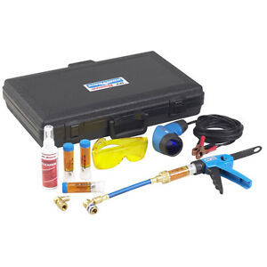 Robinair 16350 Auto Uv Leak Detector Kit