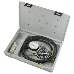 Star Products Tu 16pb Quick Change Automatic Transmission To Oil Pressure Tester