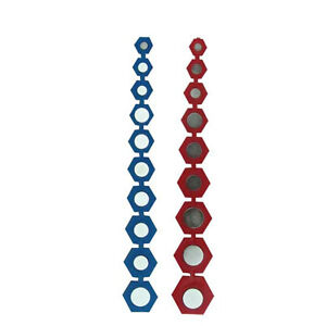 Lang Tools 522 19 Piece Magnetic Socket Inserts