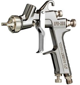 Aset Iwata 3955 Lph300 Spray Gun 1 3 Low Volume Tulip Spray Pattern