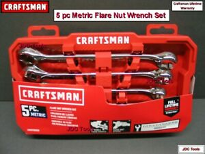 Craftsman 10 Pc 3 8 Drive Sae Socket Ratchet Wrench Set 34553 W 6 Bonus Ext